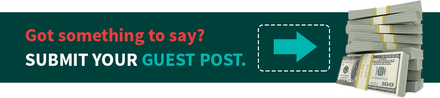 submit your guest posts about Saving